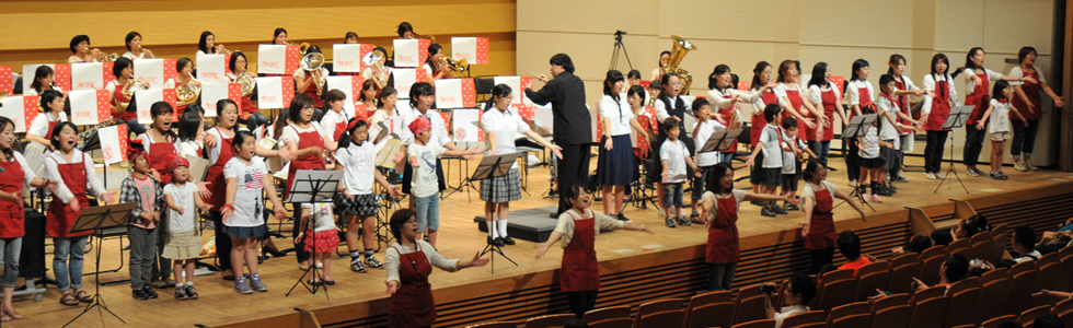 2015/6/21 第8回ファミリーコンサート